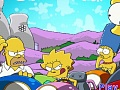 Simpsons Kart Race